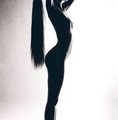 Jeanloup Sieff: Erotismo en blanco y negro